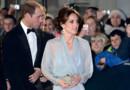 Kate Middleton à l'avant-première de Spectre à Londres le 26 octobre 2015