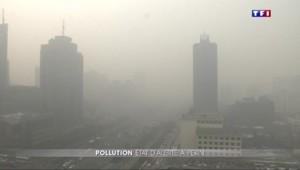 "L' ""Airpocalypse"" s'abat sur Pékin"