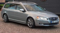 VOLVO V70 D4 AWD 181 ch Momentum Geartronic A - 2013