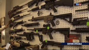 Tuerie de Newtown : les Américains attaché à leur droit à porter une arme