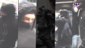 Voiture de police incendiée : qui sont les quatre suspects ?
