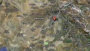 waziristan google map