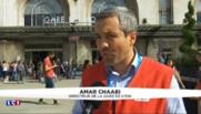 Gare de Lyon : hausse de la fréquentation de 15% ce week-end