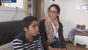 Ilyès, 13 ans, a sauvé une octogénaire des flammes
