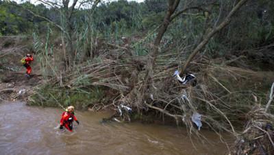 Inondations dans le Var, 28/11/14