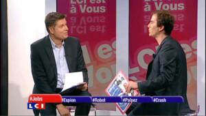 LCI est @ vous du mardi 11 octobre 2011