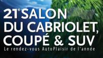 Le 21ème salon du Cabriolet, Coupé & SUV