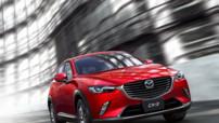Le nouveau SUV Compact de Mazda, le CX-3, aura pour but de concurrencer les Renault Captur et autres Nissan Juke. Il sera lancé courant 2015, avec une priorité pour le Japon.