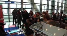 Moscovici devant le Parlement européen