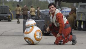 Oscar Isaac dans Star Wars : le réveil de la Force