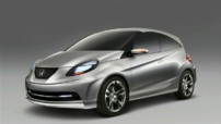 Photo 1 : Honda New Small Concept : une Mini-Jazz pour l'Inde