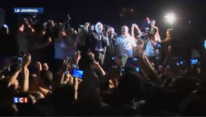 VIDEO : la place Tahrir noire de manifestants