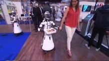 À Paris, les machines envahissent le salon Inn-Robot