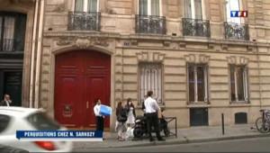 Affaires Bettencourt : perquisitions chez Nicolas Sarkozy