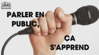 Trois conseils pour devenir un pro de la prise de parole en public