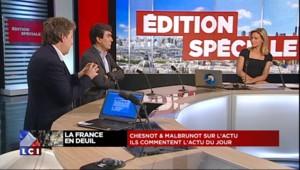 L'analyse de l'actu par Christian Chesnot et Georges Malbrunot