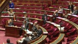 Le Sénat, le 3 février 2011.