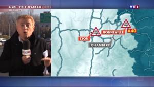 Rhône-Alpes : l'accès aux stations de ski très peu perturbé
