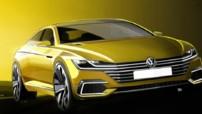Volkswagen Sport Coupé GTE 2015