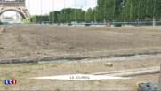 Après l'Euro, les pelouses malmenées du Champ-de-Mars vont faire peau neuve