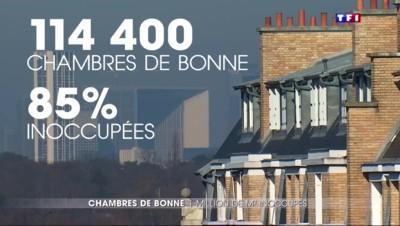 Chambres de bonne à Paris : 85% sont inoccupées, comment cela pourrait changer