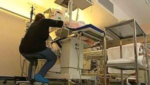 hôpital pédiatrie