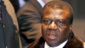 Le président de Guinée-Bissau, Joao Bernardo Vieira (15 février 2007)