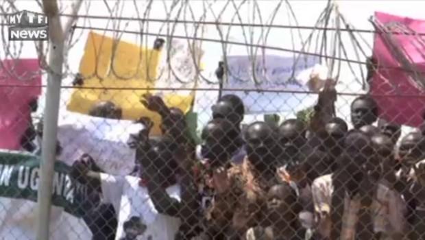 Soudan du Sud : des milliers de manifestants contre la force régionale appuyée par l'Union africaine