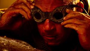 Vin Diesel dans le film Riddick