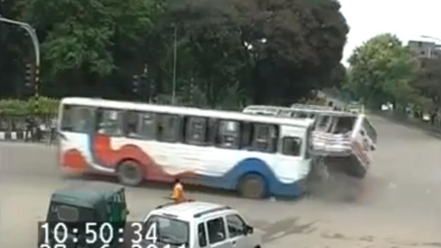 Accident Bus Bangladesh