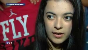 """Assia, 15 ans, en route pour la Syrie : """"Des personnes sur Facebook m'ont entraînée là-dedans"""""""