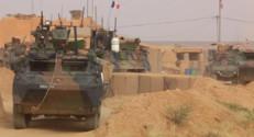 Le 13 heures du 30 octobre 2014 : Op�tion Barkhane : un soldat tu�u Mali - 530.1834544372558