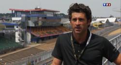 Le 20 heures du 21 juin 2013 : 24 heures du Mans : �a rencontre de Patrick Dempsey, passionn�es bolides - 1750.08