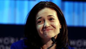Sheryl Sandberg, DG de Facebook