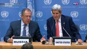 Syrie : l'ONU vote une résolution pour la paix