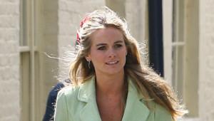 Cressida Bonas, la petite amie du Prince Harry, photographiée le 8 juin 2013.