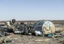 Des débris appartenant à l'Airbus A321 de la compagnie Metrojet le 1er novembre 2015.