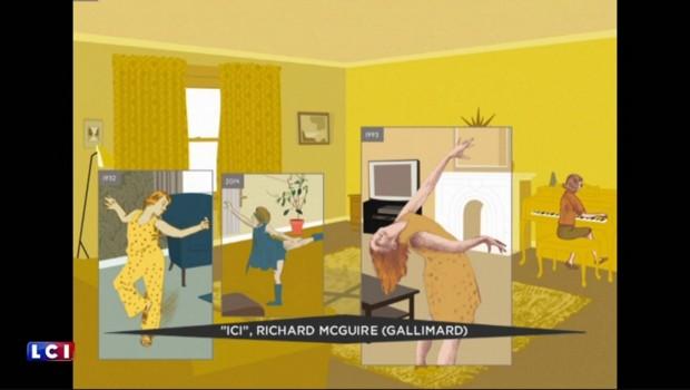 Festival d'Angoulême : l'Américain Richard McGuire, Fauve d'Or du meilleur album de BD