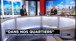 """Gilles Kepel invité """"Dans nos quartiers"""""""