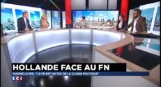 Hollande est impuissant face au FN, selon Philippe Vigier