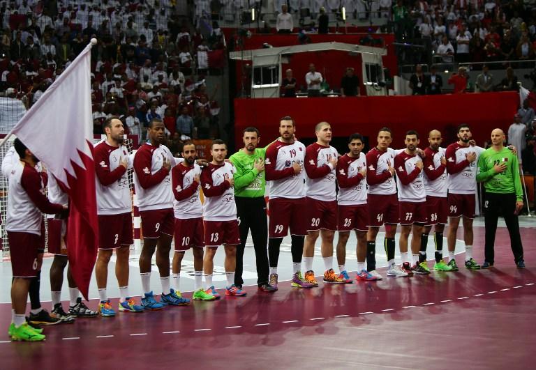 katarische handballnationalmannschaft