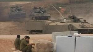 TF1/LCI Incursion israélienne au Nord de la bande de Gaza