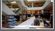 Une retraitée chute de 18 mètres dans un centre commercial et atterrit... sur un matelas