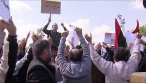 Insurgés libyens (28/02/2011)