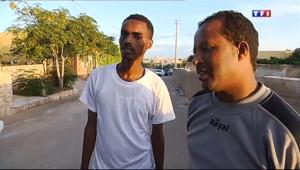 Le 13 heures du 8 octobre 2013 : Lampedusa au chevet des migrants - 1125.7969999999998