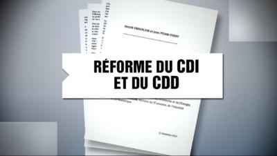 Le 20 heures du 27 novembre 2014 : Au fait, qu%u2019est-ce qu%u2019il pr�nise, le rapport franco-allemand ? - 784.2805331726074