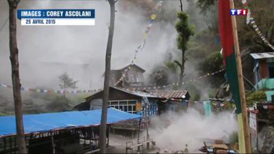 Le 20 heures du 5 mai 2015 : NEPAL LANGTANG - 1284.521