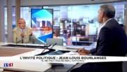 """Menace terroriste : """"Les dirigeants politiques n'arrivent pas à faire face"""", pour Bourlanges"""