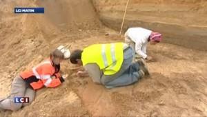 Un squelette vieux de près de 200 000 ans découvert