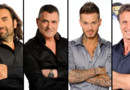 André Manoukian Jean-Marie Bigard M. Pokora David Ginola, candidats de Danse avec les Stars sur TF1